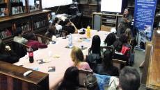 """Centrul de Jurnalism Independent (CJI) a organizat ieri la Biblioteca Județeană """"Alexandru și Aristia Aman"""" o întâlnire cu studenții și jurnaliștii din Craiova pe tema răspunderii civile, penale sau etice a celor care comunică informații publice"""