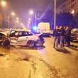 Renaultul condus regulamentar de Dîrvăreanu a fost lovit în plin de Opelul care a intrat pe contrasens