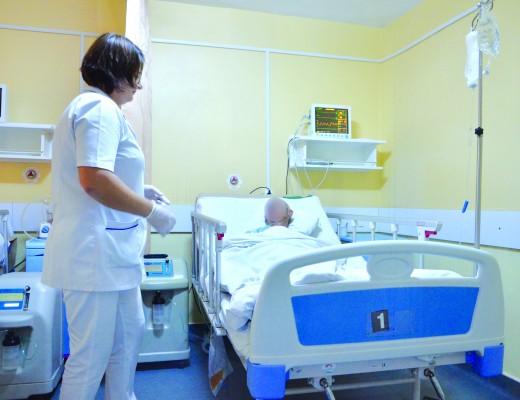 Spitalul de Neuropsihiatrie din Craiova, renovat şi dotat cu aparatură