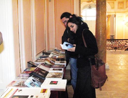"""În ultima zi a Colocviilor """"Scrisul Românesc"""", iubitorii de cultură au participat la lansări de carte"""