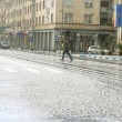 Asociațiile de proprietari vor factura apa de ploaie agenților economic din bloc