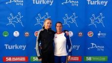 Daniela Constantinescu şi Elena Moagă