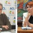 Dan Cherciu și Olguța Vasilescu, duel la distanță