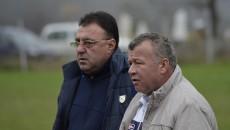 Marian Pătrașcu (foto dreapta) își dorește un rezultat pozitiv la Târgu Jiu