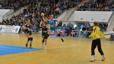 Ana Maria Tănasie a marcat goluri spectaculoase în partida cu Neptun Constanţa