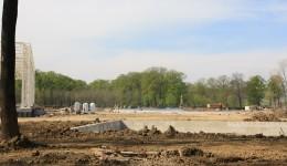 Firma care execută lucrările de construcţie la Complexul Water Park este vizată de DNA