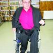 Robert Gavrilescu a reuşit ce şi-a propus şi din scaunul cu rotile