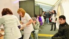Craiovenii au beneficiat de teste gratuite pentru depistarea hepatitei
