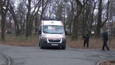 Bărbatul a ajuns cu ambulanţa la spital