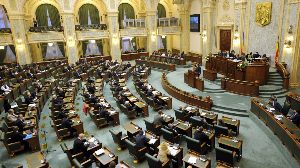 Legea privind votul în diaspora, adoptat de Senat