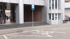 În Gara din Severin a fost marcată o stație de autobuz, deși un astfel de mijloc de transport  nu circulă în zonă de 20 de ani