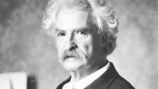 Samuel Langhorne Clemens (30 noiembrie 1835 – 21 aprilie 1910), cunoscut sub pseudonimul literar Mark Twain