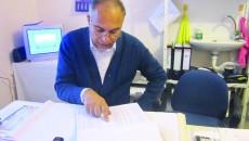 Marin Văduva, președintele Asociației nr. 24 Brazda lui Novac, spune că facturile pentru luna octombrie sunt acceptabile