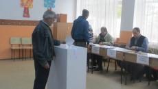 Alegătorii au venit să voteze de la primele ore ale dimineții
