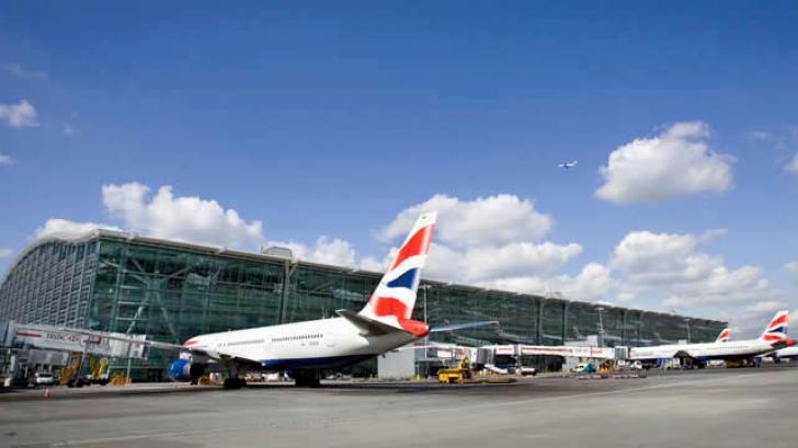 De pe Aeroportul Heathrow nu decolează nici un avion