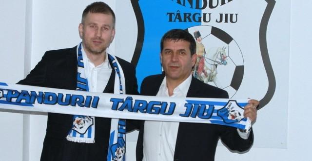 Edi Iordănescu și Eugen Pârvulescu trebuie să scoată Pandurii din impas