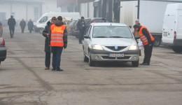 După controalele de marți, ieri a fost rândul inspectorilor Antifraudă Fiscală să verifice activitatea comercială din Frigorifer