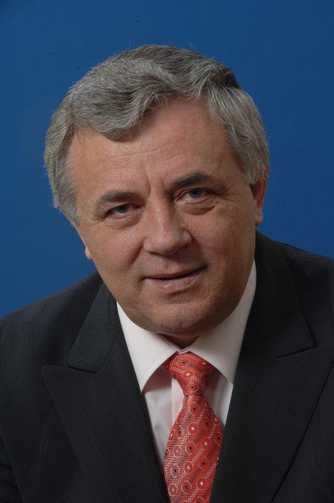 Titu Bojin, preşedintele Consiliului Judeţean (CJ) Timiş