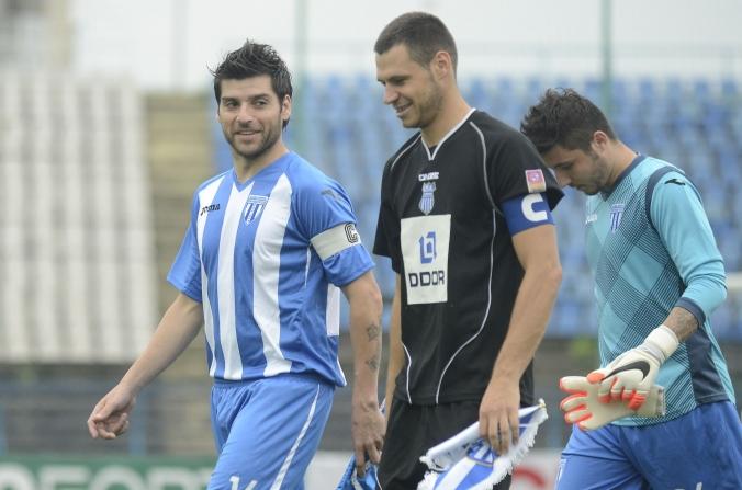 Brandan este mulțumit de rezultatul obținut cu CFR Cluj și de poziția din clasament de la finalul turului de campionat