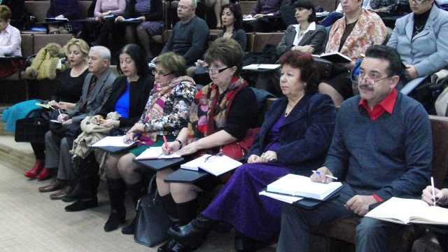 Inspectorii școlari și directorii unităților de învățământ vor răspunde de corectitudinea organizării și desfășurării etapelor de mobilitate a personalului didactic care vor începe din ianuarie 2015