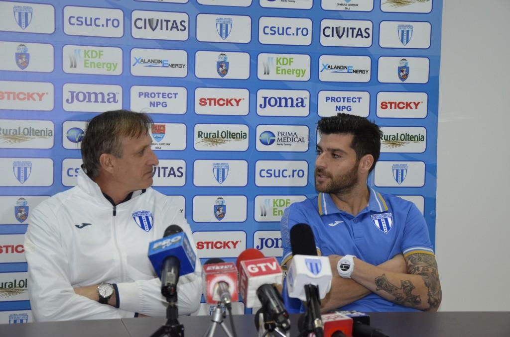 Emil Săndoi și Pablo Brandan au fost pe aceeași lungime de undă în privința disputei cu Steaua, din Cupa României