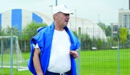 Gheorghiţă Geolgău crede că CSU va continua rezultatele bune şi în retur ()