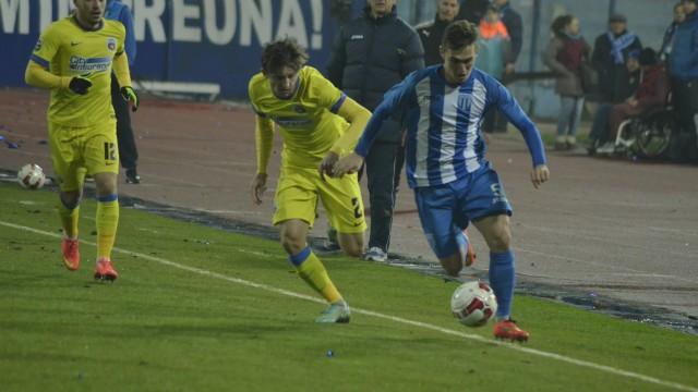 Bogdan Vătăjelu s-a descurcat bine în meciul cu Steaua