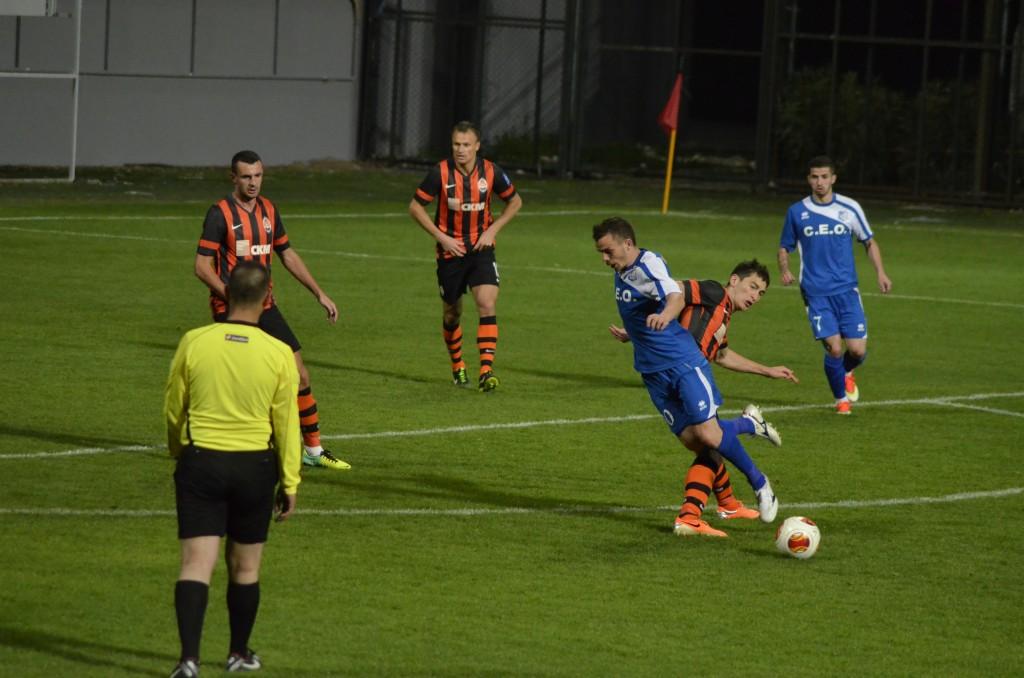 Nistor, Buleică și compania se vor pregăti, ca și anul trecut, la Mardan Sport în Antalya,  unde au jucat împotriva lui Șahtior Donețk (foto: Alexandru Vîrtosu)