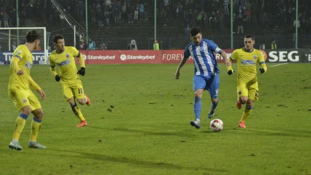Pablo Brandan e convins că rezultatul meciului cu Steaua a fost viciat