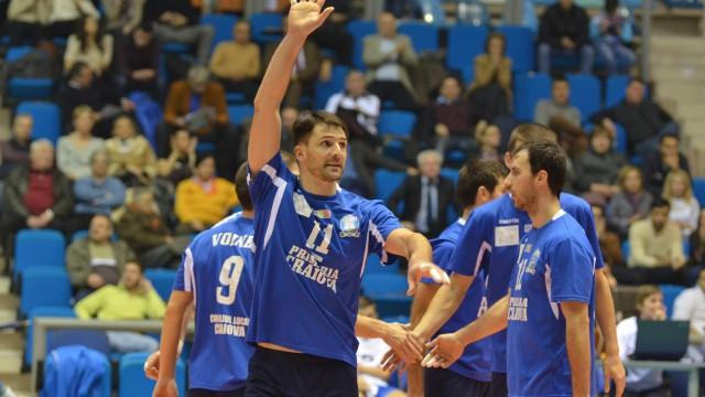 Laurenţiu Lică şi colegii săi au câştigat şi meciul de la Piatra Neamţ, după cinci seturi