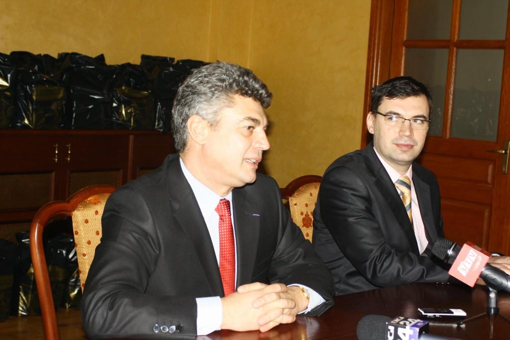 Rectorul Universității din Craiova a anunțat proiectele de investiți pentru anul viitor (Foto: Claudiu Tudor)