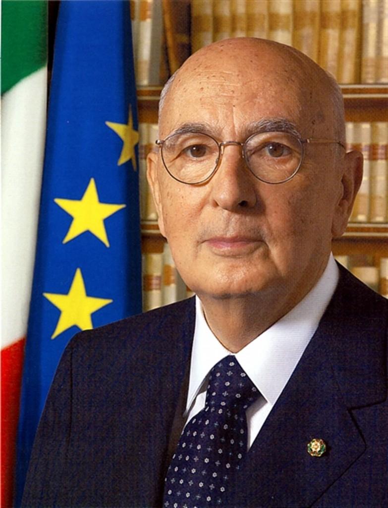 Giorgio Napolitano, preşedintele Italiei (Foto: wikimedia.com)