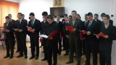 """Corul Seminarului Teologic """"Sfântul Grigorie Teologul"""" din Craiova (Foto: mitropoliaolteniei.ro)"""