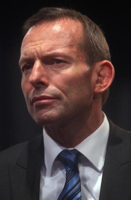 Tony Abbot, prim- ministrul Australiei (wikimedia.org)