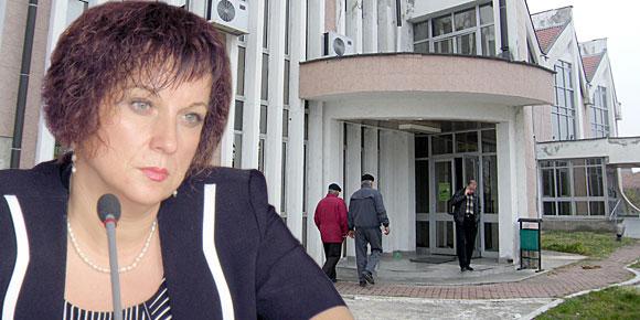 Fosta şefă de la Agenţia de Plăţi şi Intervenţii pentru Agricultură Gorj, Delia Petrescu
