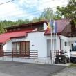 Sediul postului Salvamont din Runcu