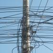 Cablurile de telecomunicații se vor muta în subteran (FOTO: GdS)