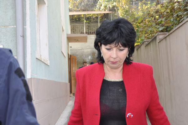 Carmen Sîrboiu, a fost trimisă în judecată pentru trafic de influenţă şi luare de mită (Foto: mhalert.ro)
