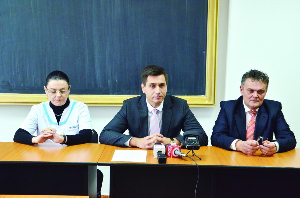 Conducerea Spitalului Clinic Căi Ferate Craiova îi aşteaptă pe doljeni să doneze sânge