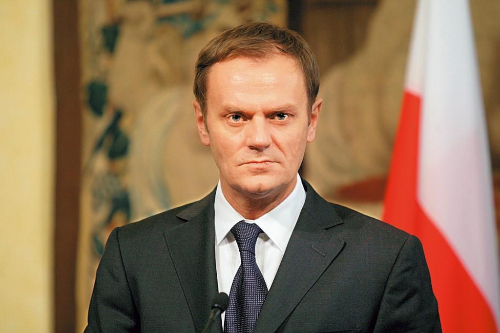 Donald Tusk, preşedintele Consiliului European (Foto: bucurestifm.ro)
