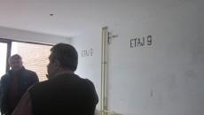 În blocul G2, căldura nu mai ajunge și la etajul nouă