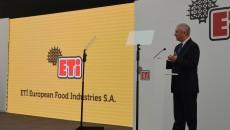 Preşedintele CJ Dolj, la deschiderea lucrărilor la fabrica ETI