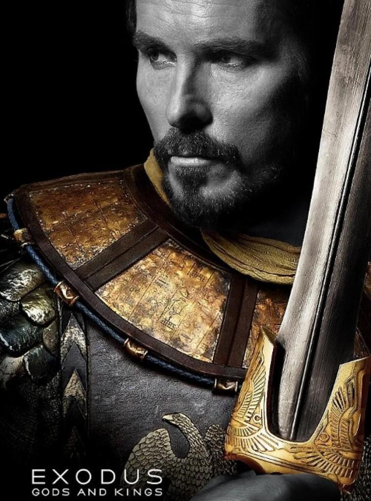"""Filmul """"Exodus: Gods and Kings"""", cu Christian Bale în rol principal, va fi prezentat în avanpremieră la Cinema Colours Craiova (Foto: screenrant.com)"""