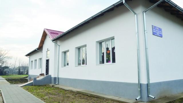 Grădinița din Unirea funcționează din acest an școlar în casă nouă (Foto: Lucian Anghel)