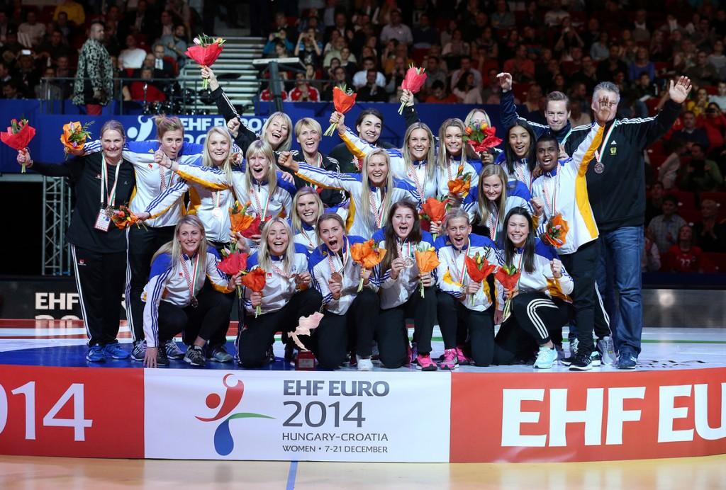 Handbalistele norvegiene au cucerit un nou titlu european (foto: EHF)