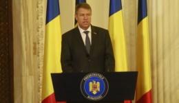 Președintele Klaus Iohannis (Foto: EvZ.ro)