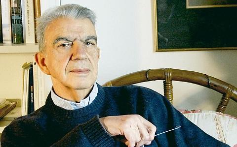 Menis Koumandareas (Foto: ekathimerini com)