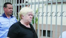 Fosta administratoare Liana Paraschiv a fost arestată preventiv pe 6 iunie 2013 și a stat după gratii patru luni, până pe 7 octombrie (Foto: arhiva GdS)