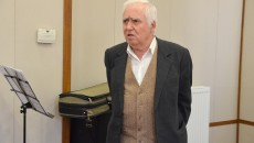 Profesorul Marian Barbu, distins cu Premiul Opera Omnia de Filiala Craiova a Uniunii Scriitorilor din România (Foto: Lucian Anghel)