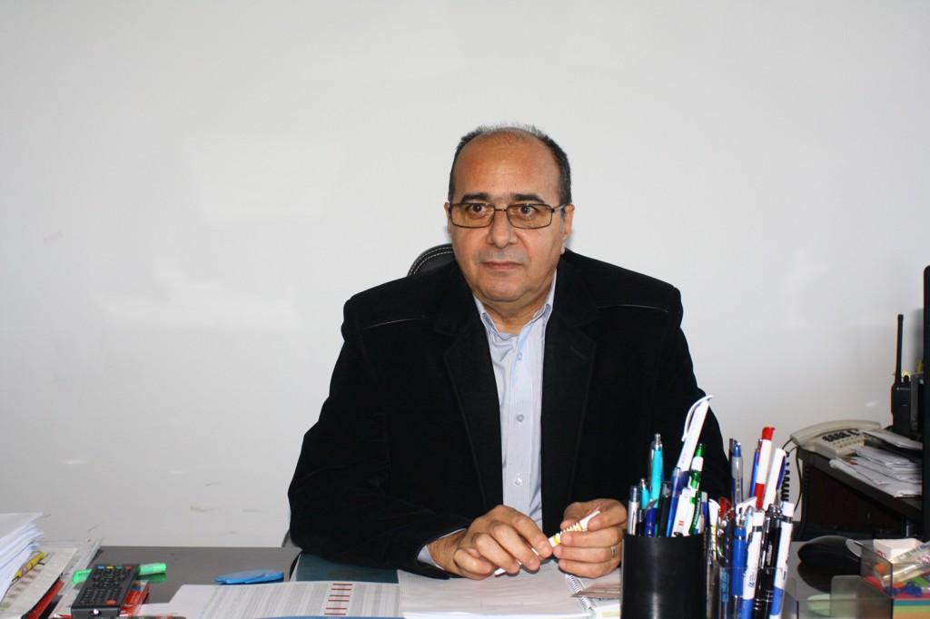 Directorul Aeroportului Craiova, Mircea Dumitru, speră ca anul 2015 să aducă în instituția pe care o conduce 200.000 de pasageri FOTO: GdS